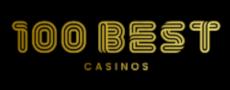 100 Best Casinos Logo