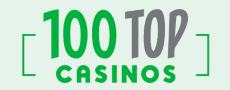 100 Top Casinos Logo