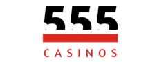 555 Casinos Logo