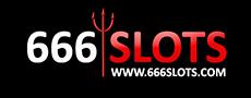 666 Slots Logo