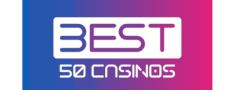 Best 50 Casinos Logo