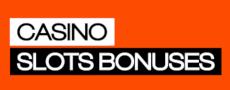 Casino Slots Bonuses Logo