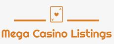Mega Casino Listings Logo
