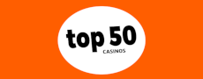 Top 50 Casinos Logo